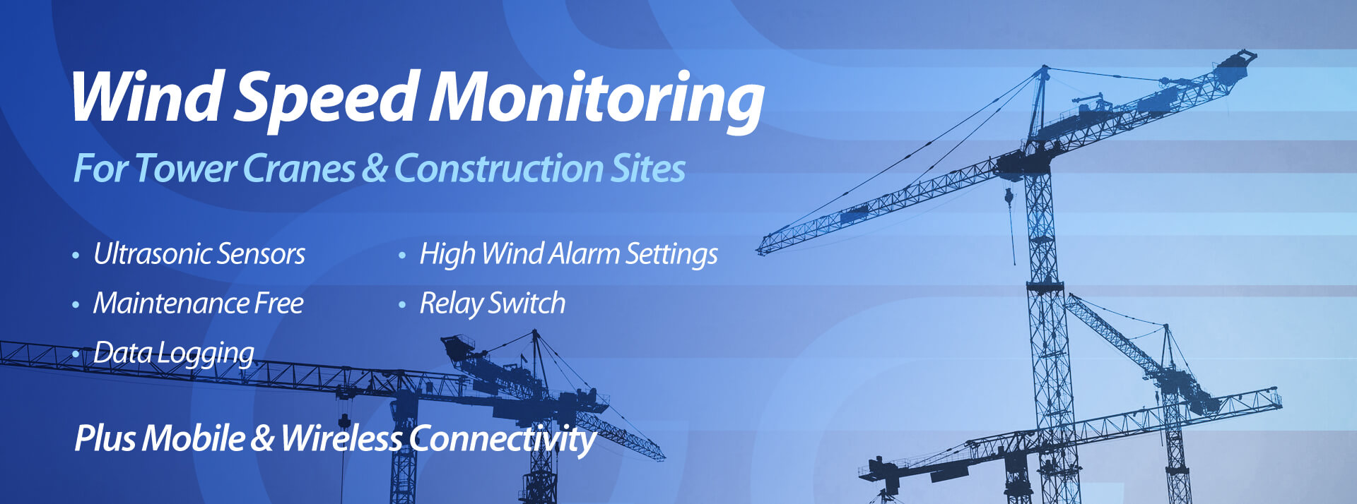 Wind Speed Monitoring »
