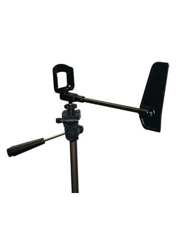 Compact Collapsible Tripod, Vane & Mount