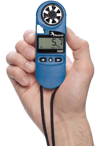 Kestrel 1000 Hand-Held Weather Meter