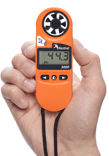 Kestrel 3000HS Heat Stress Meter