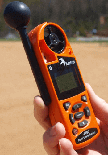 Kestrel 4400 Pocket Heat Stress Tracker