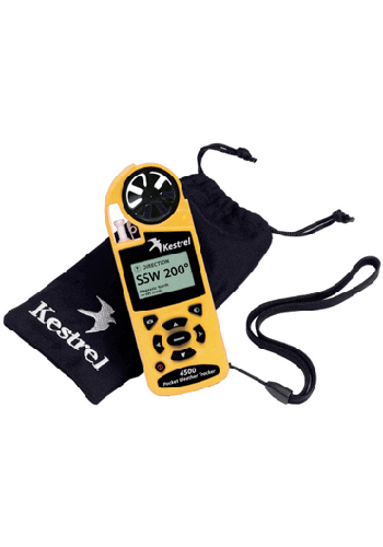 Kestrel 4500 Weather Meter