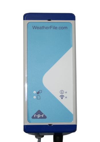 WeatherFile Mobile Unit