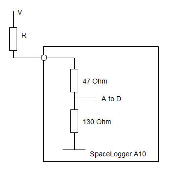 Supply voltage measurement